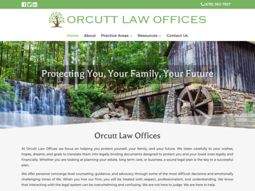 Orcutt Law Offices