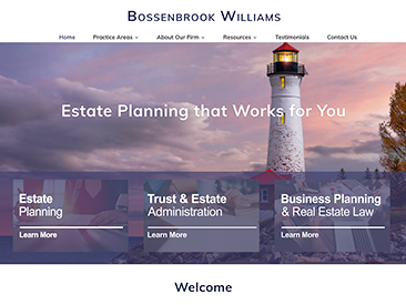 Bossenbrook Williams