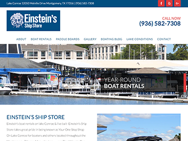 Einstein's Ship Store