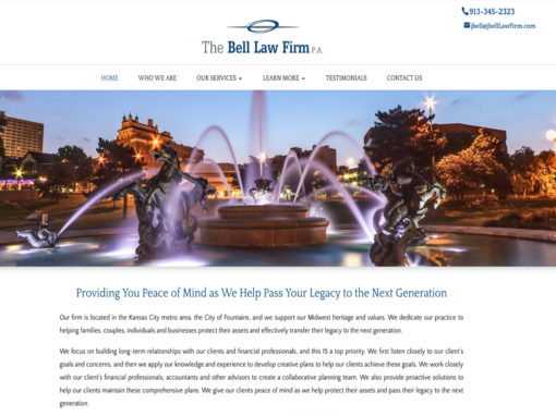 The Bell Law Firm, P.A.