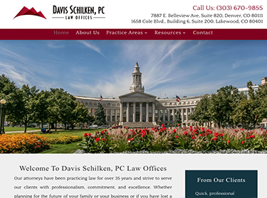 Davis Schilken, PC Law Offices